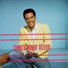 ELVIS PRESLEY in the Movies 1964 8x10 Photo VIVA LAS VEGAS in YELLOW JACKET