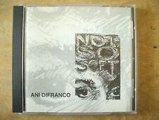 ANI DIFRANCO - NOT SO SOFT - 1997 CD - COOKING VINYL