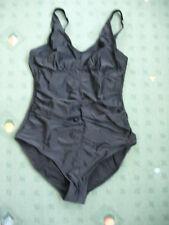 schöner Badeanzug in schwarz Gr.42 NEU