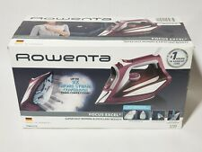 ROWENTA DW5270 FOCUS EXCEL IRON NEW IN BOX