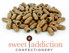 4.5kg Premium REAL Milk Chocolate Covered Licorice Bullets - Bulk Lolly Buffet