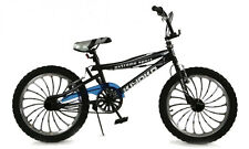 POPAL Kiyoko BMX 201 Kinderrad Freestyle Kinder Fahrrad 20 Zoll Grau NEU