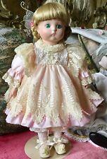 """12"""" Porcelain & Cloth Germany 310 A.O.M Doll"""