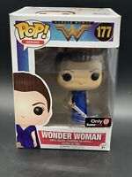 DCU's Wonder Woman #177 Wonder Woman GameStop Exclusive Funko Pop! Mint