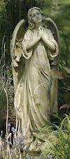 "36"" Standing Praying Angel Outdoor Garden Statue Joseph's Studio # 42512"
