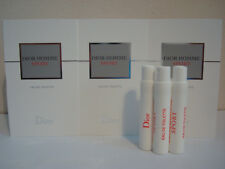 3x Dior Homme Sport Mens Mini Spray Aftershave Perfume Vials Samples Travel Size