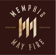 Memphis May Fire - Unconditional - New Deluxe CD Album