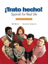 Trato hecho: Spanish for Real Life (Paperbound) (3rd Edition)