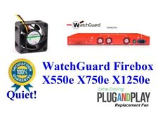 New Quiet version 13~18dBA Noise Fan for WatchGuard Firebox X550e X750e X1250e