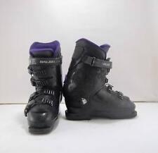 Womens Dalbello 32 MX Twin Downhill Ski Boots Purple Black 277 mm Size 7 24.0