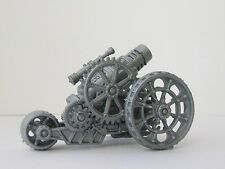 Steampunk Cannon Fantasy Model kit Artillery Gun 54 mm scale 1/32 28 mm Tehnolog