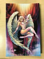Penny For Your Soul Pestilence #4 Angel After Hours Variant Cover by Mike Krome