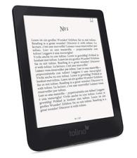 Tolino Shine 3 eBook Reader mit integrierter Beleuchtung - 8GB WLAN - schwarz