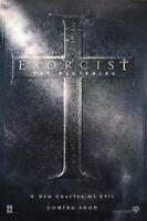 Exorzist: Die Beginning (Zweiseitig Advance) Original Filmposter