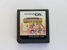 DS Combat of Giants Mutant Insects - NintendoDS