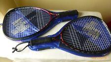 Pro Kennex Racquetball Racquet Graphite Innovator 31 Original Cover Set of 2