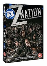 Z NATION: SEASON 3: New DVD - Kellita Smith, DJ Qualls, Keith Allan