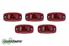 MOPAR REAR ROOF CAB RED CLEARANCE LIGHT LAMP 14-17 RAM PROMASTER 1500 2500 3500