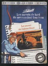 NEUF DVD Cousteau Les Amours des baleines bleues édition collector DESSIN ANIME