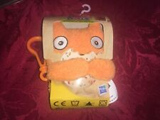1 x UGLY DOLLS TO GO CLIP ON PLUSH WAGE SOFT TOY NEW
