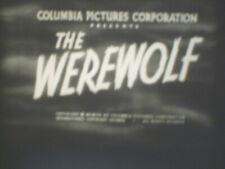 THE WEREWOLF 1956 SUPER 8 B/W SOUND 200FT CINE 8MM FILM HORROR