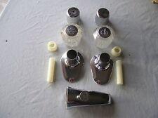 Price Pfister, Chrome Trim for 2 valve diverter, Valves and Spout with diverter