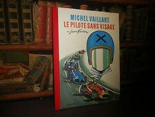 Michel Vaillant- Tirage de tête - Le pilote sans visage + Ex-libris signé - BD