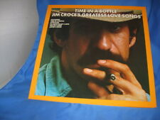 Jim Croce Time In A Bottle Jim Croce's Greatest Love Songs LP[INV-5]