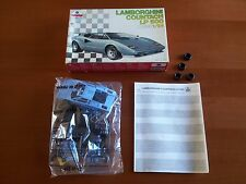 Kit Esci N. 3056 Lamborghini Countach LP500 Scala 1/24 Set Model / Maquette 1 24