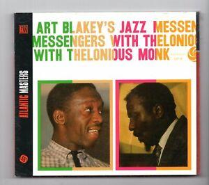 (JO44) Art Blakey & Thelonious Monk, Jazz Messengers - 2002 CD