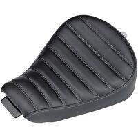 Sedile Biltwell Sportivo-8 Seat Orizzontale Tuck N' Roll For Harley Sportster