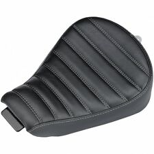 Asiento Biltwell Sporty-8 Seat Horizontal Tuck N Roll For Harley Sportster