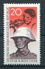 DDR 662 ** postfrisch 40. Jahrestag der Novemberrevolution 1958 MNH