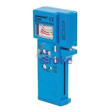 Ampoule testeur 1.5V - 9V fusible & batterie vérifie le niveau de puissance des piles 1.5V & 9V