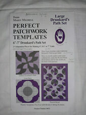 Perfect Patchwork Templates Set  from Marti Michell - Inch-System