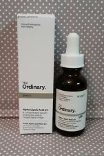 The Ordinary - Alpha Lipoic Acid 5%. 1 fl oz, new!