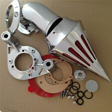 Chromed Spike Air Cleaner kits for  2010 Harley Dyna Models