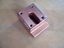 Sonor #74607154K Base w/ 74607200 Nylon guide - Exclusive copper