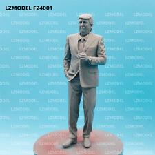 LZModel F24001 1/24 Resin Figure US President Donald Trump (75mm)