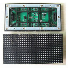 RGB P10 led display module pixel 1/4 scan drive DIP SMD led Display board signs