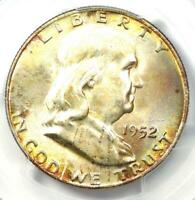 1952-D Franklin Half Dollar 50C - PCGS MS66+ FBL Plus Grade - $1,350 Value!