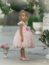 Dollcake Happily Ever After short pink Gown Dress Size 4 BNWT Princess wedding