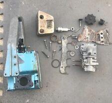 Homelite,Misc.parts lot,muffler, handle,housing,carb,Tillo tson,C51,C52
