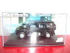 (22.04.15.1) Mercedes Benz G500 V8 1993 1/43 Ixo altaya