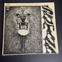 Santana Vinyl LP Columbia Records 70s Press CS-9781, Self-titled Original Vinyl
