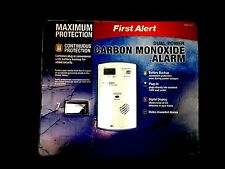 First Alert 614614 (C16) Dual Power Carbon Monoxide Alarm w/ Battery Backup New