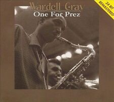 FREE US SHIP. on ANY 2 CDs! NEW CD Wardell Gray: One for Prez Original recording