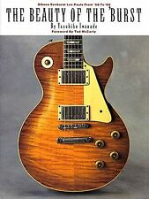 Beauty Of The Sunburst Burst Learn Gibson Les Paul Guitar Music Book HISTORY REF