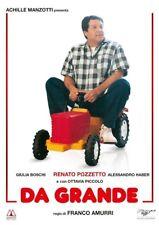 Dvd Da Grande (1987) - Rento Pozzetto .....NUOVO