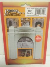 Single Track Cascade Tunnel Portal Chooch 8321 Model Railroad Scenery HO Scale
